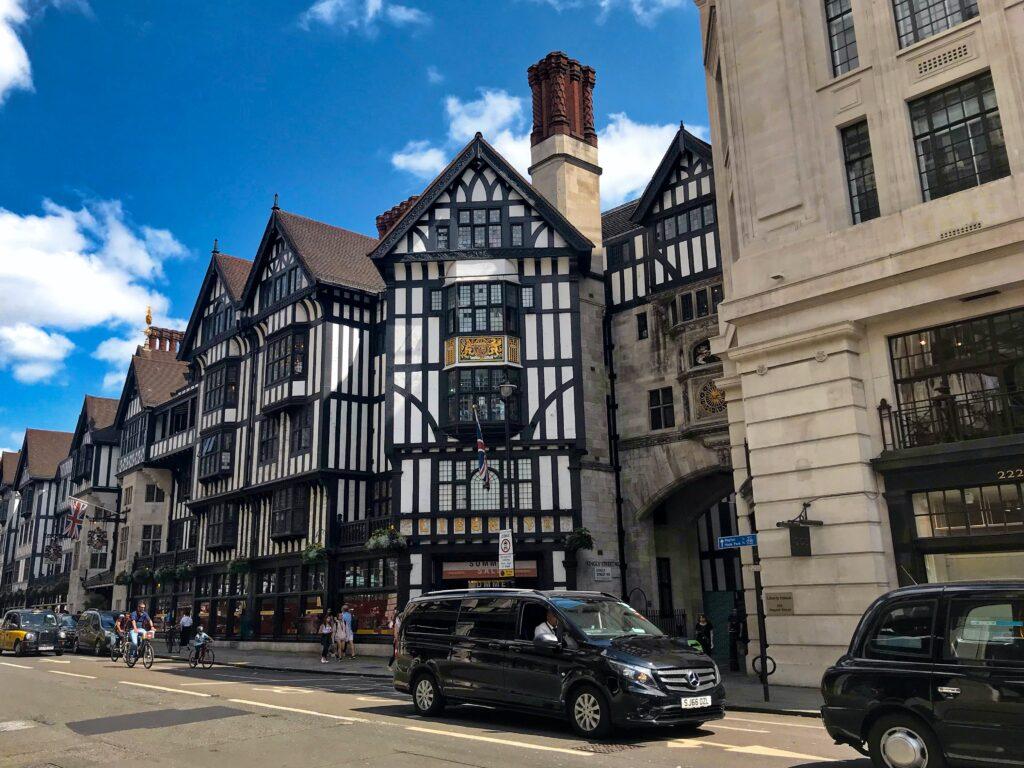 Tudor houses London